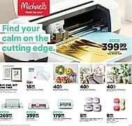Weekly Flyer | Michaels