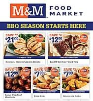 Weekly Flyer | M&M Food Market